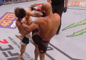 Demetrious Johnson Proves His Greatness Once Again By Easily Knocking Out Henry Cejudo