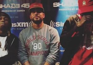 DJ Drama Interviews 2 Chainz & Lil Wayne (Dedication 6 Is On The Way)