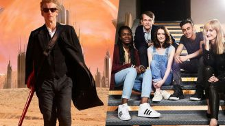 The 'Doctor Who' Spinoff Series 'Class' Could Be Exactly What The Doctor Ordered