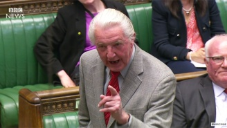 British Parliament Breaks Into A Spirited Ruckus After A Member Insults David Cameron