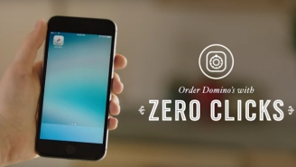 Peak Laziness Has Been Achieved Now That You Can Now Order Pizza With 'Zero Clicks'