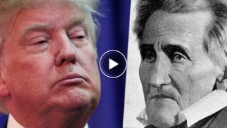 The 'New Hickory'? All The Similarities Between Donald Trump And Andrew Jackson