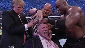Vince McMahon Is Donating More To The Donald Trump Foundation Than Donald Trump Himself