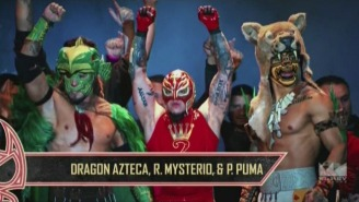 The Over/Under On Lucha Underground Season 2 Episode 12: The Truth About Cats And Daga