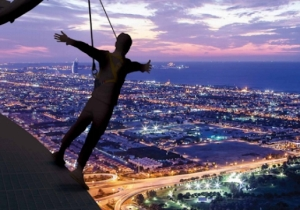 This Dubai Skyscraper Will Have A Terrifying Glass Walkway 80 Stories Up In The Air