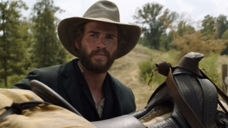 Liam Hemsworth And Woody Harrelson Face Off In The Ridiculously Intense Trailer For 'The Duel'