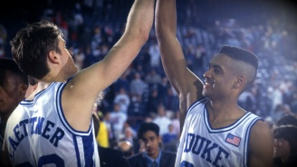'We Had Arrived': Grant Hill Looks Back On Duke's First Championship 25 Years Later