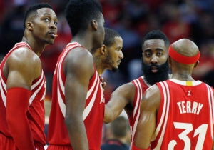 At Least One Rockets Player Isn't Publicly Bitching About The Warriors' Screens