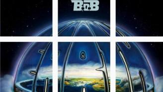 B.o.B Celebrates Earth Day With A New Mixtape
