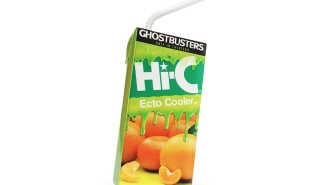 Ecto Cooler, the best flavor of Hi-C ever, is coming back for 'Ghostbusters'
