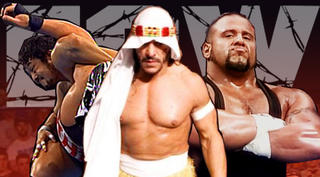 The 50 Greatest ECW Wrestlers Of All-Time