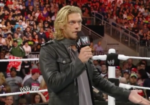 WWE Hall Of Famer Edge Gave His Emotional Retirement Speech Five Years Ago Today