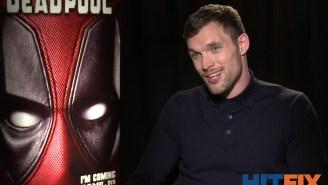 'Deadpool' villain Ed Skrein speculates on the prospect of an Ajax resurrection