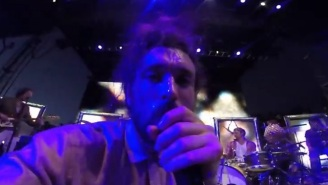 Someone Gave Their GoPro To Edward Sharpe And The Magnetic Zeros Onstage At Coachella