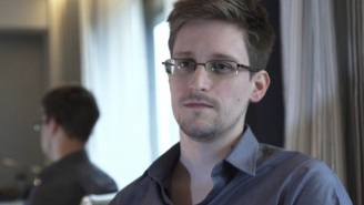 Edward Snowden Made A Techno Song About Surveillance With Jean-Michel Jarre