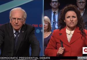 Saturday Night Live Review: Julia Louis-Dreyfus Hosts