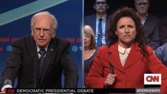 Saturday Night Live Review: Julia Louis-Dreyfus Hosts