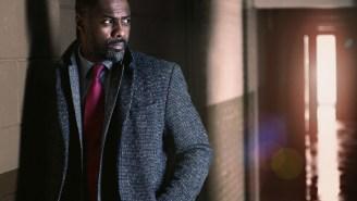 Idris Elba has a new Showtime mini-series