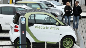 Netherlands Will Throw The Ban Hammer On Every Non-Electric Car Within A Decade