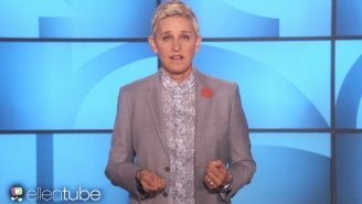 Ellen Drops The Mic On Mississippi's Homophobic 'Religious Freedom Law'