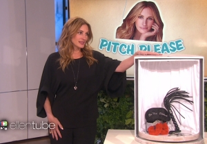 Let's Watch Julia Roberts Unwittingly Sell Sex Toys On 'Ellen'