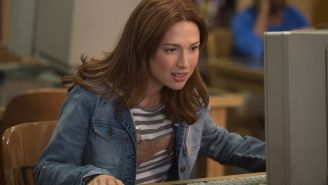 'Unbreakable Kimmy Schmidt' star Ellie Kemper on Jon Hamm, that big smile & more