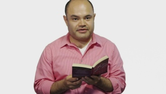 Watch 'Eastbound & Down' actor Erick Chavarria's Shakespeare reading