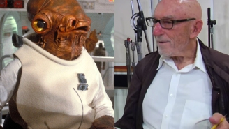 The voice of Admiral Ackbar, Erik Bauersfeld, has died at 93