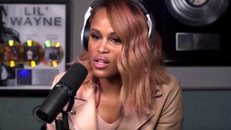 "Eve Speaks On ""Barbershop 3"" Working With Nicki Minaj & DMX"