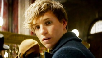 Eddie Redmayne Makes The Face Again In A New 'Fantastic Beasts And Where To Find Them' Trailer
