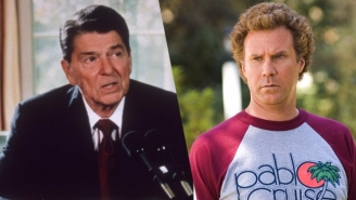 It Looks Like Will Ferrell Won't Be Doing That Ronald Reagan Movie After All