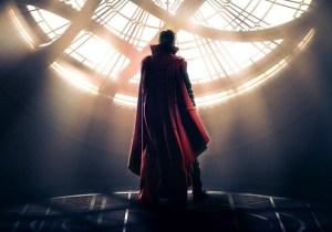 The first trailer for 'Doctor Strange' takes us inside the Sanctum Sanctorum