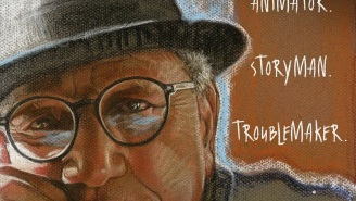 Legendary movie poster artist Drew Struzan paid tribute to this longtime Disney animator