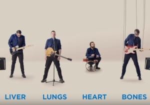 This Interactive Music Video Can Help Predict Your Health
