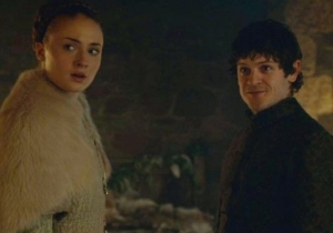 'Game Of Thrones' Fans Will Laugh At Sophie Turner's Ramsay Bolton-Centric Instagram Post
