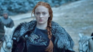 Jessica Chastain Thinks Sansa Stark Will Wind Up Winning 'Game Of Thrones'