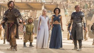 'Game of Thrones' spin-off? George R.R. Martin has ideas.