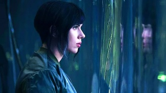 The Japanese Publisher Of 'Ghost In The Shell' Insists Scarlett Johansson Is 'Well Cast'