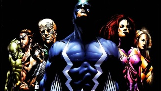 The First Teaser For Marvel's 'Inhumans' Hints At A Palace Coup