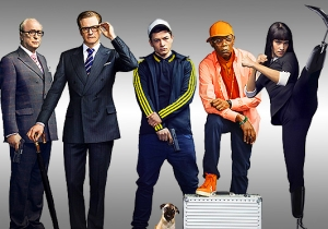 'Kingsman: The Golden Circle' Is Already Teasing A Surprising Return With Its First Poster