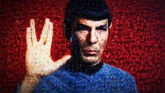Watch The First Heart-Tugging Trailer For Adam Nimoy's Tribute To His Father's Beloved Mr. Spock
