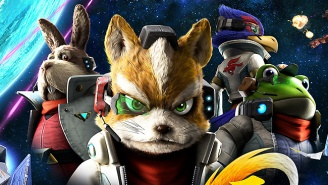 Five Games: 'Star Fox Zero' And Everything Else You Need To Play This Week