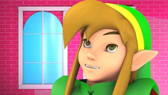 The Legendarily Awful CD-i 'Zelda' Games Redone In 3-D Is Trippy Required Viewing