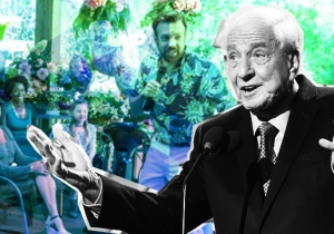 Garry Marshall Talks About A Career Spent Making Happy Families And Why He Loves Holiday Movies