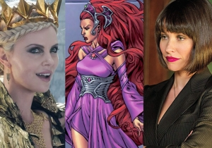 ICYMI: Charlize Theron wants to play Furiosa again, 'Inhumans' and 'Wasp' bumped again