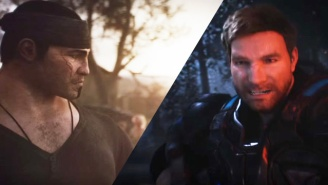 The First 'Gears Of War 4' Trailer Shows Marcus Fenix Looming Large Over The World 25 Years After 'Gears 3'