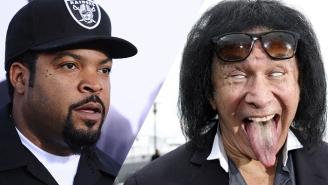 Ice Cube Responds To Gene Simmons' Rock And Roll Hall Of Fame Diss By Taking The High Road