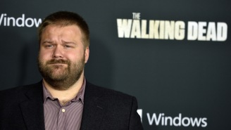 'The Walking Dead' Creator Robert Kirkman Seems Pretty Chill About The Constant Death Threats