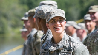Kristen Griest, First Woman To Finish Ranger Training, Is Now First-Ever Female Infantry Officer