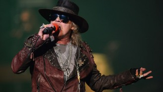 The Guns N' Roses Tour Almost Didn't Make It To Canada After The Band Was Detained For Gun Possession